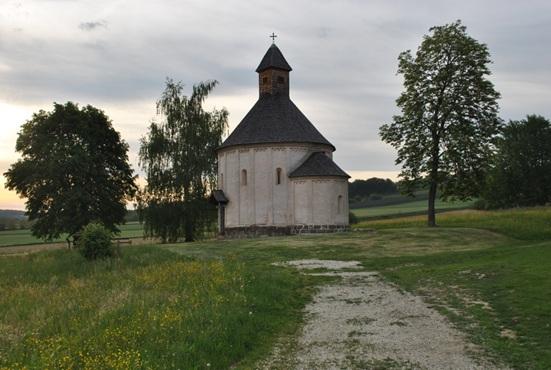 Rotunda Sv. Nikolaja in Device Marije