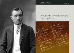 Avgust Pavel_Prekmurska slovenska slovnica
