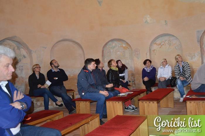 V romanski rotundi obeležili Svetovni dan turizma