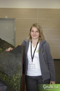 Danijela Krpič, direktorica Zavoda za upravljanje kulturne dediščine Grad